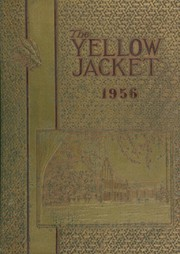 1956 Edition, Thomas Jefferson High School - Yellow Jacket Yearbook (Port Arthur, TX)