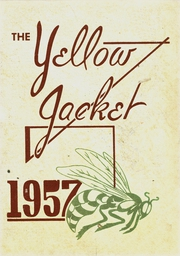Thomas Jefferson High School - Yellow Jacket Yearbook (Port Arthur, TX) online yearbook collection, 1957 Edition, Page 1