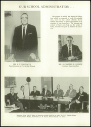 Page 16, 1957 Edition, Thomas Jefferson High School - Yellow Jacket Yearbook (Port Arthur, TX) online yearbook collection