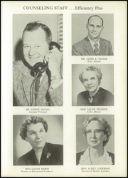 Page 17, 1957 Edition, Thomas Jefferson High School - Yellow Jacket Yearbook (Port Arthur, TX) online yearbook collection