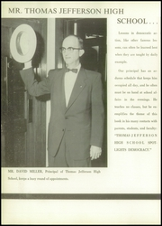 Page 8, 1957 Edition, Thomas Jefferson High School - Yellow Jacket Yearbook (Port Arthur, TX) online yearbook collection