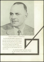 Page 9, 1957 Edition, Thomas Jefferson High School - Yellow Jacket Yearbook (Port Arthur, TX) online yearbook collection