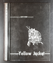 1964 Edition, Thomas Jefferson High School - Yellow Jacket Yearbook (Port Arthur, TX)
