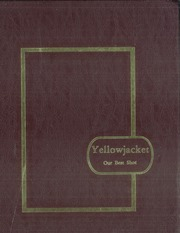 1983 Edition, Thomas Jefferson High School - Yellow Jacket Yearbook (Port Arthur, TX)