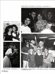 Page 16, 1987 Edition, Thomas Jefferson High School - Yellow Jacket Yearbook (Port Arthur, TX) online yearbook collection