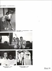 Page 17, 1987 Edition, Thomas Jefferson High School - Yellow Jacket Yearbook (Port Arthur, TX) online yearbook collection