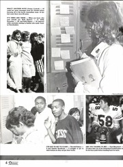 Page 8, 1987 Edition, Thomas Jefferson High School - Yellow Jacket Yearbook (Port Arthur, TX) online yearbook collection