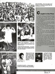 Page 9, 1987 Edition, Thomas Jefferson High School - Yellow Jacket Yearbook (Port Arthur, TX) online yearbook collection