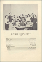 Page 11, 1949 Edition, Midlothian High School - Panther Scream Yearbook (Midlothian, TX) online yearbook collection