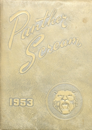 Page 1, 1953 Edition, Midlothian High School - Panther Scream Yearbook (Midlothian, TX) online yearbook collection