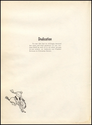 Page 6, 1953 Edition, Midlothian High School - Panther Scream Yearbook (Midlothian, TX) online yearbook collection