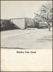 Page 10, 1956 Edition, Midlothian High School - Panther Scream Yearbook (Midlothian, TX) online yearbook collection