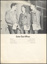 Page 16, 1956 Edition, Midlothian High School - Panther Scream Yearbook (Midlothian, TX) online yearbook collection