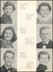 Page 17, 1956 Edition, Midlothian High School - Panther Scream Yearbook (Midlothian, TX) online yearbook collection