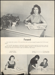 Page 8, 1956 Edition, Midlothian High School - Panther Scream Yearbook (Midlothian, TX) online yearbook collection