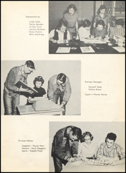 Page 9, 1956 Edition, Midlothian High School - Panther Scream Yearbook (Midlothian, TX) online yearbook collection