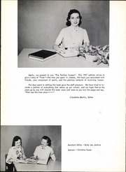 Page 10, 1957 Edition, Midlothian High School - Panther Scream Yearbook (Midlothian, TX) online yearbook collection