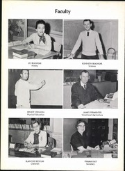 Page 16, 1957 Edition, Midlothian High School - Panther Scream Yearbook (Midlothian, TX) online yearbook collection