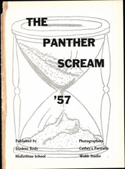 Page 5, 1957 Edition, Midlothian High School - Panther Scream Yearbook (Midlothian, TX) online yearbook collection