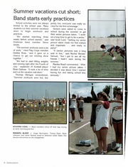 Page 16, 1983 Edition, Duncanville High School - Panther Tale Yearbook (Duncanville, TX) online yearbook collection