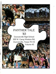Page 7, 1983 Edition, Duncanville High School - Panther Tale Yearbook (Duncanville, TX) online yearbook collection