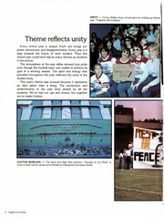 Page 8, 1983 Edition, Duncanville High School - Panther Tale Yearbook (Duncanville, TX) online yearbook collection
