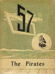 1957 Edition, Wylie Public School - Pirate Yearbook (Wylie, TX)