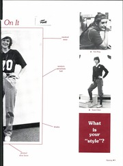 Page 13, 1982 Edition, Wylie Public School - Pirate Yearbook (Wylie, TX) online yearbook collection