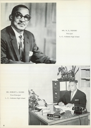 Page 12, 1967 Edition, Anderson High School - Afterthought Yearbook (Austin, TX) online yearbook collection