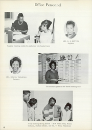 Page 16, 1967 Edition, Anderson High School - Afterthought Yearbook (Austin, TX) online yearbook collection