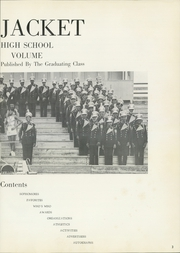 Page 7, 1967 Edition, Anderson High School - Afterthought Yearbook (Austin, TX) online yearbook collection