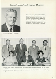 Page 17, 1969 Edition, Anderson High School - Afterthought Yearbook (Austin, TX) online yearbook collection