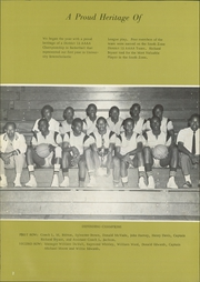 Page 6, 1969 Edition, Anderson High School - Afterthought Yearbook (Austin, TX) online yearbook collection