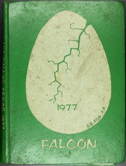 1977 Edition, Lake Dallas High School - Falcon Yearbook (Lake Dallas, TX)