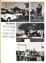 Page 10, 1977 Edition, Lake Dallas High School - Falcon Yearbook (Lake Dallas, TX) online yearbook collection