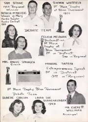 Page 12, 1951 Edition, Georgetown High School - Aerie Yearbook (Georgetown, TX) online yearbook collection