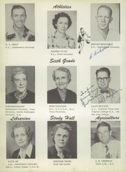 Page 16, 1953 Edition, Georgetown High School - Aerie Yearbook (Georgetown, TX) online yearbook collection
