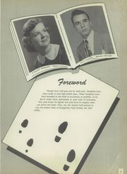Page 7, 1953 Edition, Georgetown High School - Aerie Yearbook (Georgetown, TX) online yearbook collection