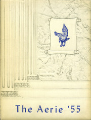 Page 1, 1955 Edition, Georgetown High School - Aerie Yearbook (Georgetown, TX) online yearbook collection
