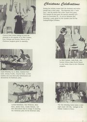 Page 11, 1955 Edition, Georgetown High School - Aerie Yearbook (Georgetown, TX) online yearbook collection