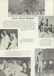 Page 15, 1955 Edition, Georgetown High School - Aerie Yearbook (Georgetown, TX) online yearbook collection