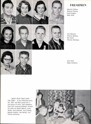 Page 104, 1958 Edition, Georgetown High School - Aerie Yearbook (Georgetown, TX) online yearbook collection