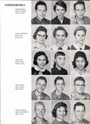 Page 95, 1958 Edition, Georgetown High School - Aerie Yearbook (Georgetown, TX) online yearbook collection