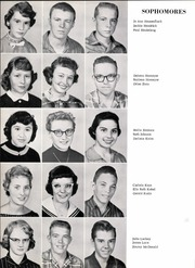 Page 96, 1958 Edition, Georgetown High School - Aerie Yearbook (Georgetown, TX) online yearbook collection