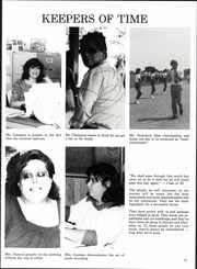 Page 17, 1984 Edition, John F Kennedy High School - Universe Yearbook (San Antonio, TX) online yearbook collection