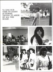 Page 8, 1984 Edition, John F Kennedy High School - Universe Yearbook (San Antonio, TX) online yearbook collection
