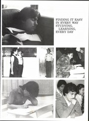 Page 9, 1984 Edition, John F Kennedy High School - Universe Yearbook (San Antonio, TX) online yearbook collection