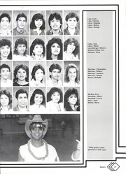 Page 101, 1987 Edition, John F Kennedy High School - Universe Yearbook (San Antonio, TX) online yearbook collection