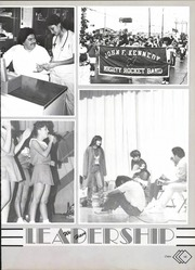 Page 145, 1987 Edition, John F Kennedy High School - Universe Yearbook (San Antonio, TX) online yearbook collection
