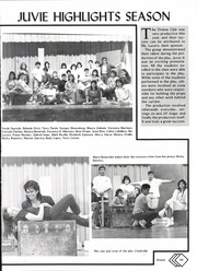 Page 153, 1987 Edition, John F Kennedy High School - Universe Yearbook (San Antonio, TX) online yearbook collection